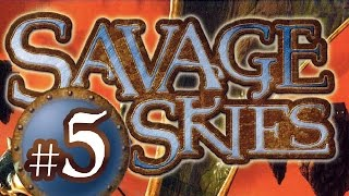Savage Skies - Frozen Labyrinth (PS2, XBOX, PC) SLUS-20430, SLES-51292, SLPM-65226
