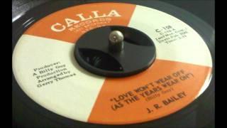 J.R. Bailey - Love Won