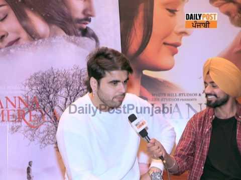 Ninja and Amrit mann full Interview ||Daily Post Punjabi||