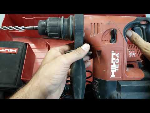 Taladro Hilti / Martillo / Taladro bateria / Hilti Drill / taladradora de mano / Agujerear
