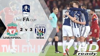 Liverpool vs WBA 2-3 FA Cup - Terus Apes, Liverpool Kandas di Piala FA | Highlights 28-01-2018