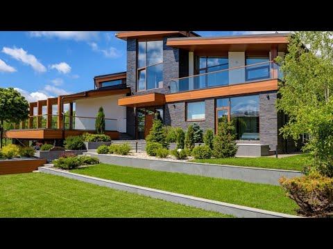 Лот 40926 - Дом на продажу 700 кв.м, коттеджный поселок Монтевиль, Новорижское шоссе