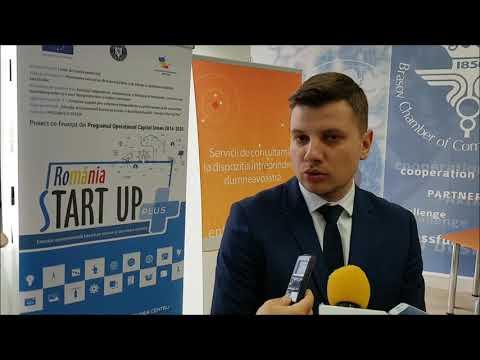 Caravana Romania Start Up Plus