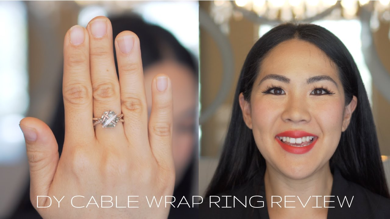 David Yurman Cable Wrap Ring Review Prasiolite