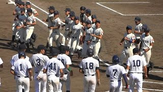 中央大学 - 文教大学 2016年8月31日(水) 平成28年 第39回 全日本学生軟式野球選手権大会【決勝戦】