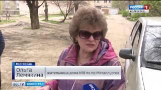 В Краснооктябрьском районе подрядчик устранит недочеты капремонта жилого дома