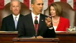 Joe Wilson You Lie Outburst During Obama Presidential Speech on Healthcare