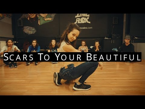 Scars To Your Beautiful - DANCE / Kurt...