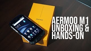 Aermoo M1 Unboxing and Hands-On