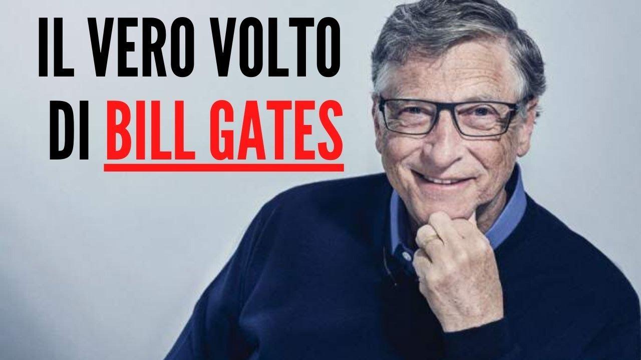 Chi è veramente Bill Gates? Il passato oscuro del miliardario che vuole vaccinarci tutti