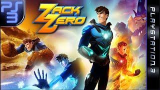 Longplay of Zack Zero