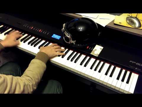 陳豪 Moses Chan - 心花無限 (心花放 Love Bond 主題曲) [鋼琴 Piano - Klafmann]