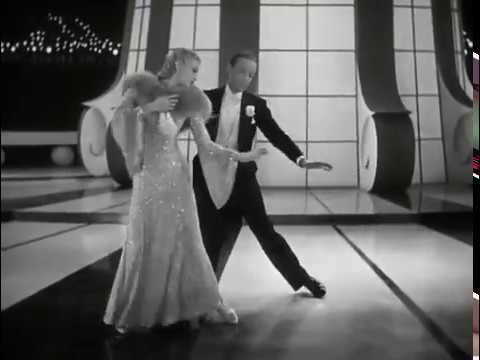 Let S Face The Music And Dance Fred Ginger In Follow The Fleet 1936 Youtube