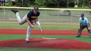 Joey Pettit baseball freshman year