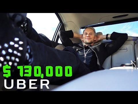 $130,000 Uber In France!