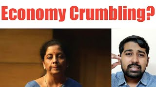 Economy Crumbling? | State asks GST share | Steel Export to China | Tamil | Siddhu Mohan