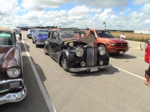 Windsor weekend at grant bend motor plex