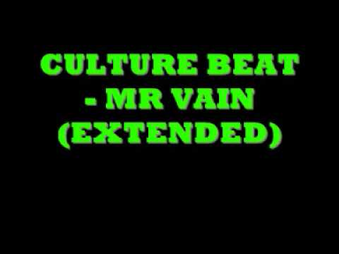 Culture Beat - Mr Vain (extended)