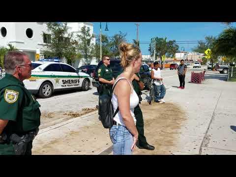 Palm beach Sheriff