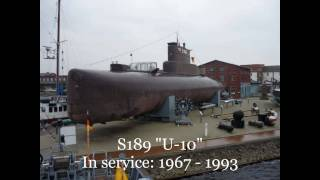 "Submarine S189 ""U-10"""