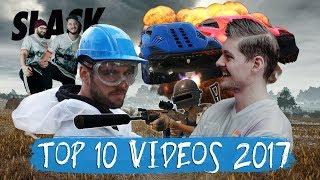 TOP 10 VIDEOS 2017 | BEST OF 2017 MED ARGASKÅNSKAMÄN / TIM & DANNY