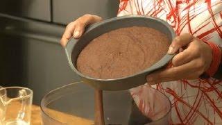 Vegan Carob Brownies : Brownies For Special Diets