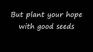 Thistle & Weeds - Mumford and Sons (lyrics) Video
