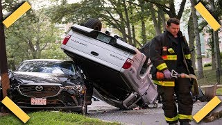 Destroy in seconds Shocking Car Crashes Accidents Fails Compilation Caught On Camera #Ep  1