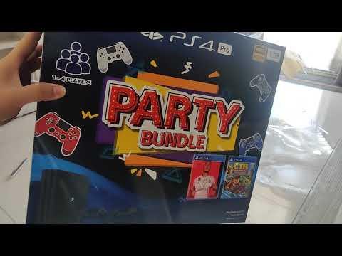 แกะกล่อง Sony PlayStation