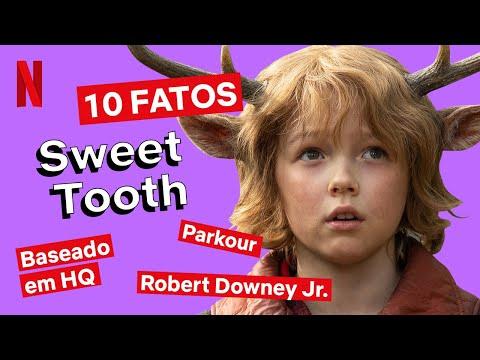10 curiosidades sobre Sweet Tooth que você vai amar   Netflix Brasil