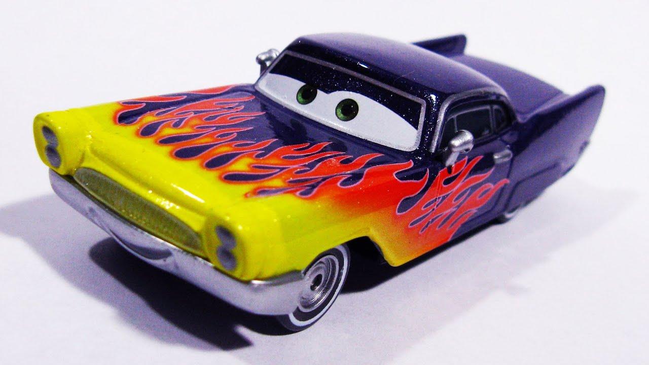 Greta #81 New Disney Pixar Cars Race O Rama Mattel Toy Car