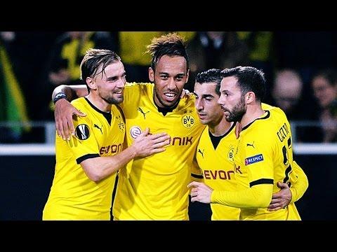 HIGHLIGHTS ► Borussia Dortmund 4 vs 0 FK Qabala - 5 Nov 2015 | English Commentary