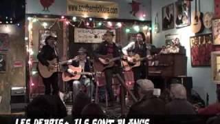 Million Dollar Quartet: Phil Lee, David Olney, Tommy Womack & Will Kimbrough in Memphis, TN