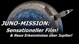 JUNO-MISSION: Sensationeller Film! + Neue Erkenntnisse über Jupiter!