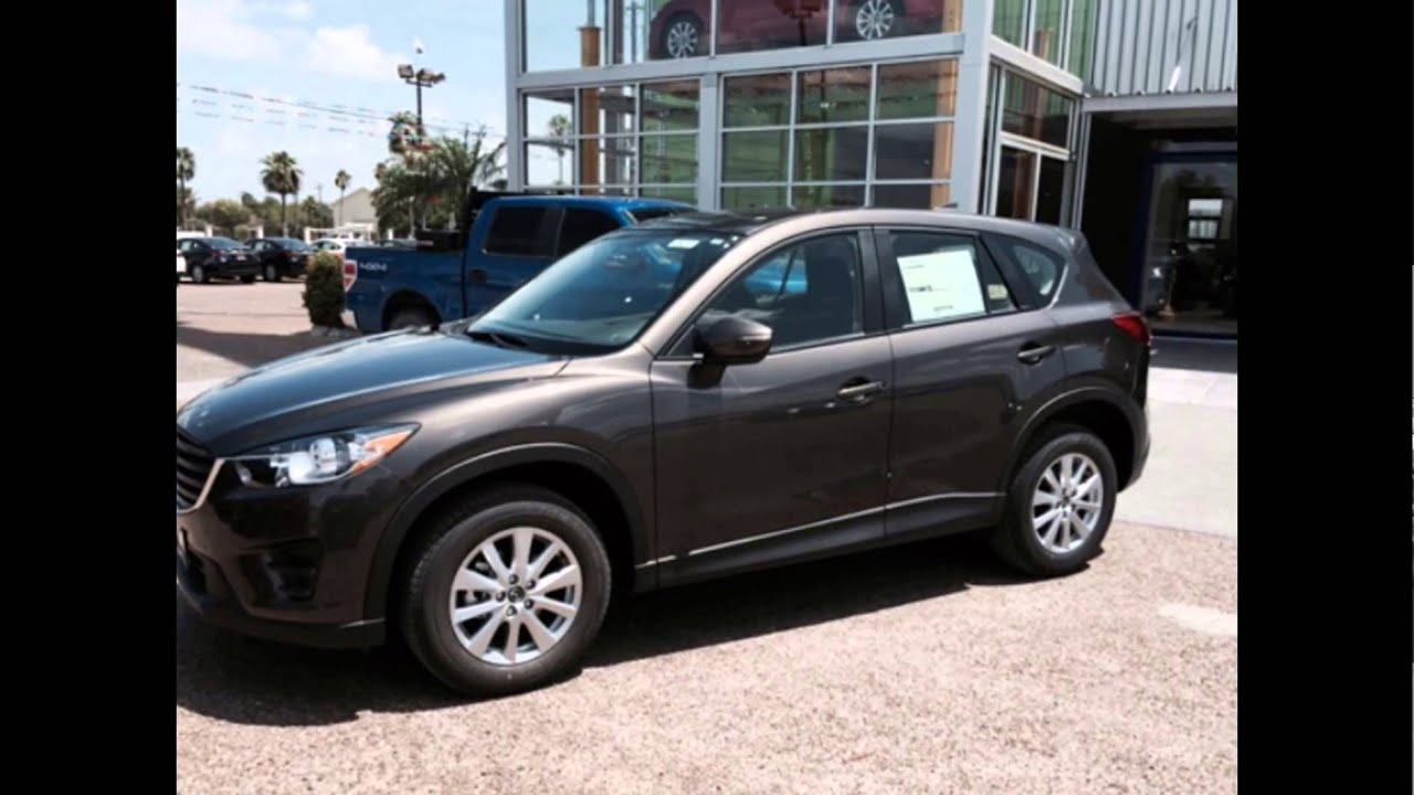 2016 Mazda Cx 5 Titanium Flash Mica Youtube
