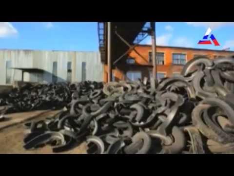 Ножницы для резки крупногабаритной шины, переработка КГШ, переработка шиниз YouTube · Длительность: 5 мин54 с