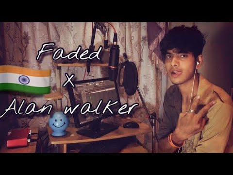 When A Beginner Cover Alan Walker's - Faded ( Indian | Male Version )