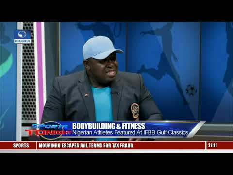 Athletes Prepare As Nigeria Gets Ready To Host IFBB African Classic |Sports Tonight|