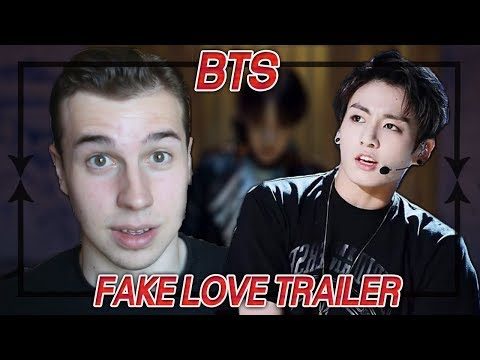 BTS (방탄소년단) 'FAKE LOVE' Official Teaser 1 REACTION!!!