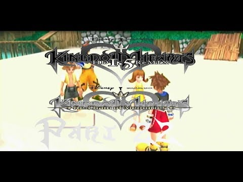 Kingdom Hearts:Re:chain of memories-Part 22  Home again?