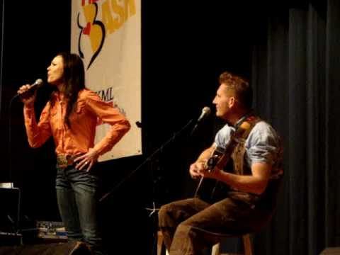 "Joey & Rory ""Lord help my man if he's running around"" AWESOME SONG"