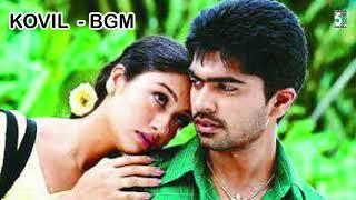 Kovil Super Hit BGM | Harris Jayaraj | Simbu | Sonia Agarwal
