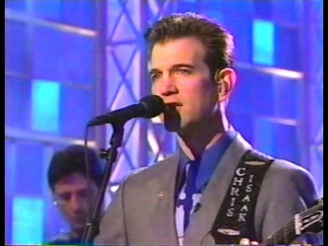 Chris Isaak on The Roseanne Show (1998)