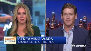 A media pro explains how the streaming wars are changing the production model