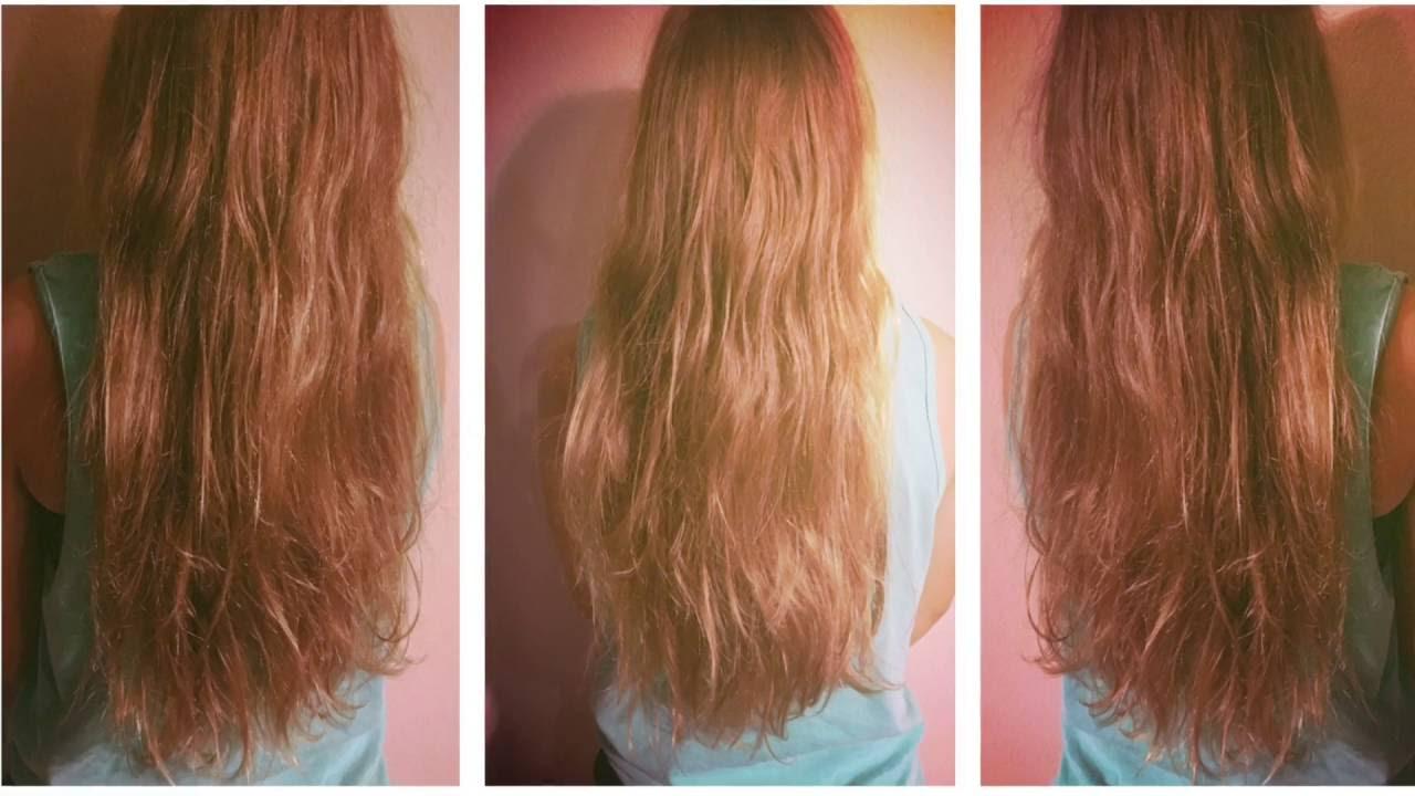 v-cut / u-cut haircut - youtube