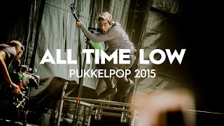 All Time Low - Time-Bomb // Pukkelpop 2015