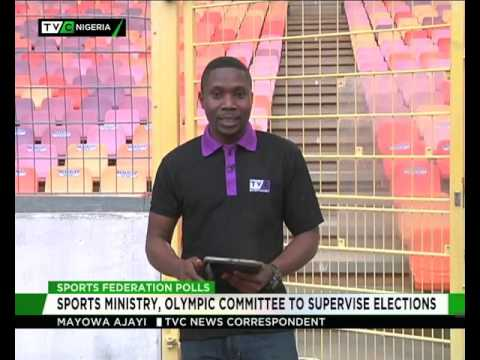 Nigeria Sports Federation Election