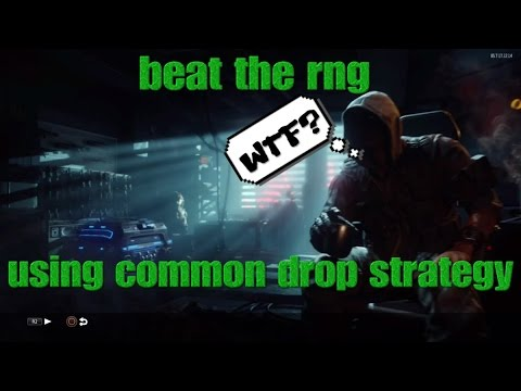 Bo3 Common Supply Drop Strategy Elite Weapons