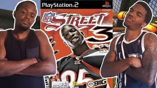 UNFAIR CRAZY VOODOO GLITCH PLAY! - NFL Street 3 | #ThrowbackThursday ft. Juice