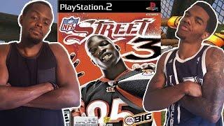 UNFAIR CRAZY VOODOO GLITCH PLAY! - NFL Street 3 | #ThrowbackThursday ft. Juice
